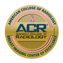 ACR Breast Center of Excellence Logo